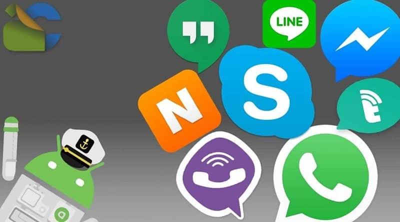 Las 7 mejores aplicaciones para chatear