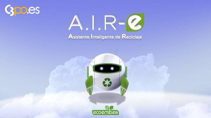 A.I.R-e, el asistente virtual de Ecoembes
