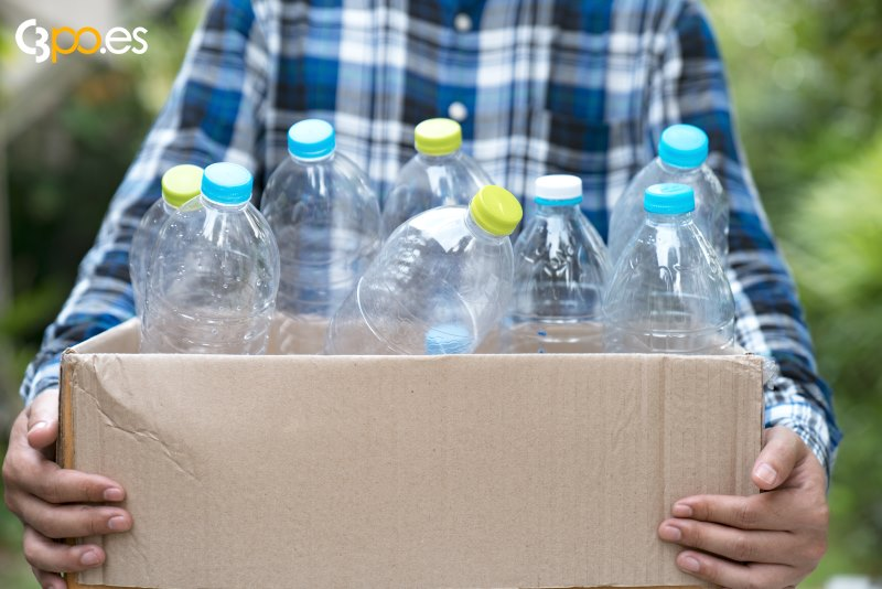 El reciclaje a través de A.I.R-e de Ecoembes